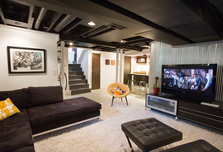 basement remodeling experts of remodeling illinois